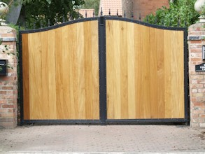 Orchard Workshops Electric Gates Yorkshire Installation